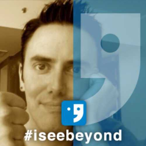 The Script endorse #iseebeyond